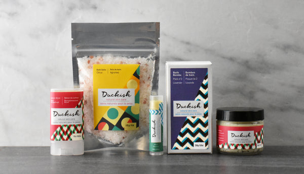 Duckish Mother's Day Gift Guide Gift Sets