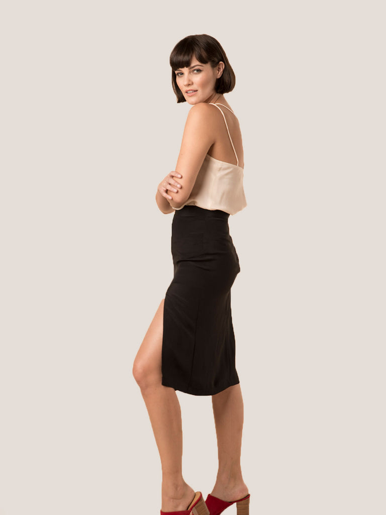 antonia skirt - black