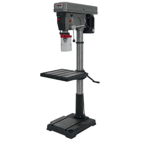 "Jet 354402 J-2550, 20"" Floor Model Drill Press 115V 1PH"