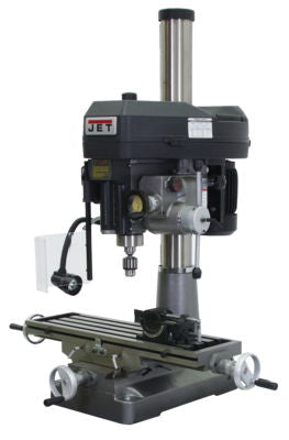 Jet 350140 JMD-18PFN Mill/Drill With X-Axis Table Powerfeed