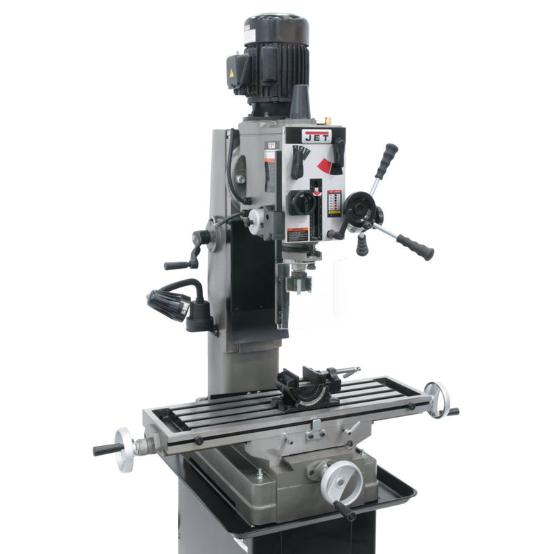 Jet 351158 JMD-45GH Geared Square Column Mill Drill, Newall DP500