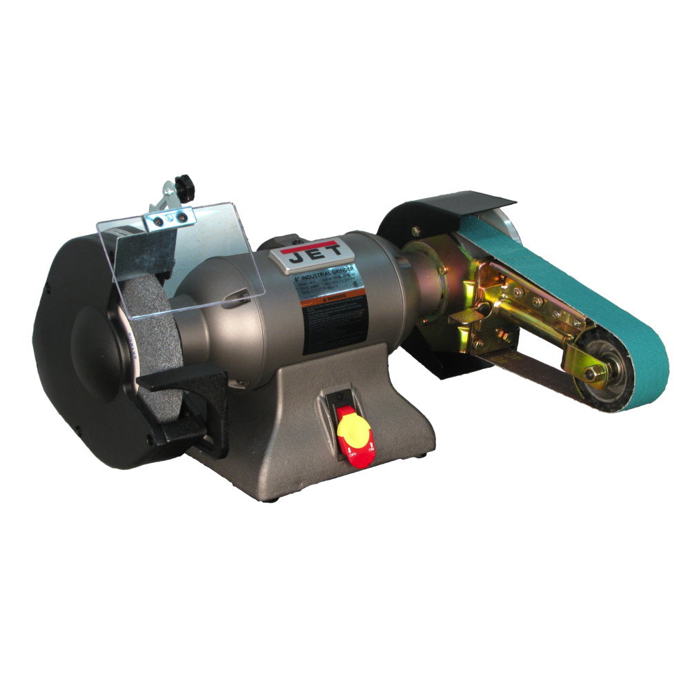 Jet 577208 Jigm 8 8 Industrial Grinder With Multitool