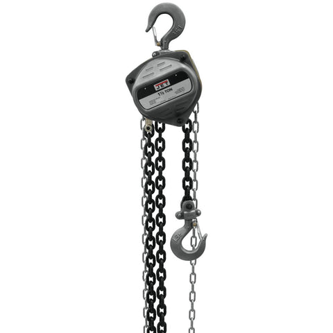 Jet 101923 S90-150-30, 1-1/2-Ton Hand Chain Hoist With 30' Lift