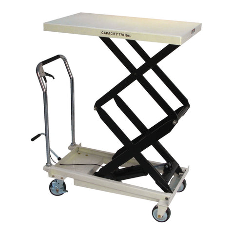 Jet 140778 DSLT-770, Double Scissor Lift Table