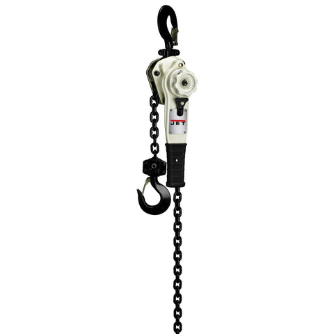Jet 315005 JLH-160WO-5, 1-1/2-Ton Lever Hoist With 5' Lift & Overload Protection