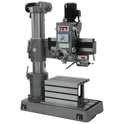 Jet 320033 J-720R, 3' Arm Radial Drill Press 230/460V