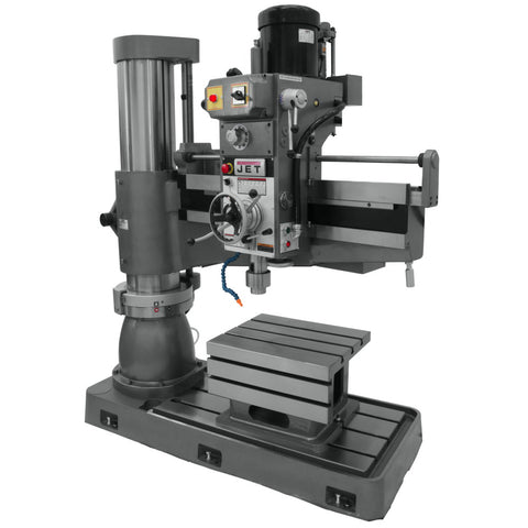 Jet 320037 J-1230R-4, 4' Arm Radial Drill Press 460V