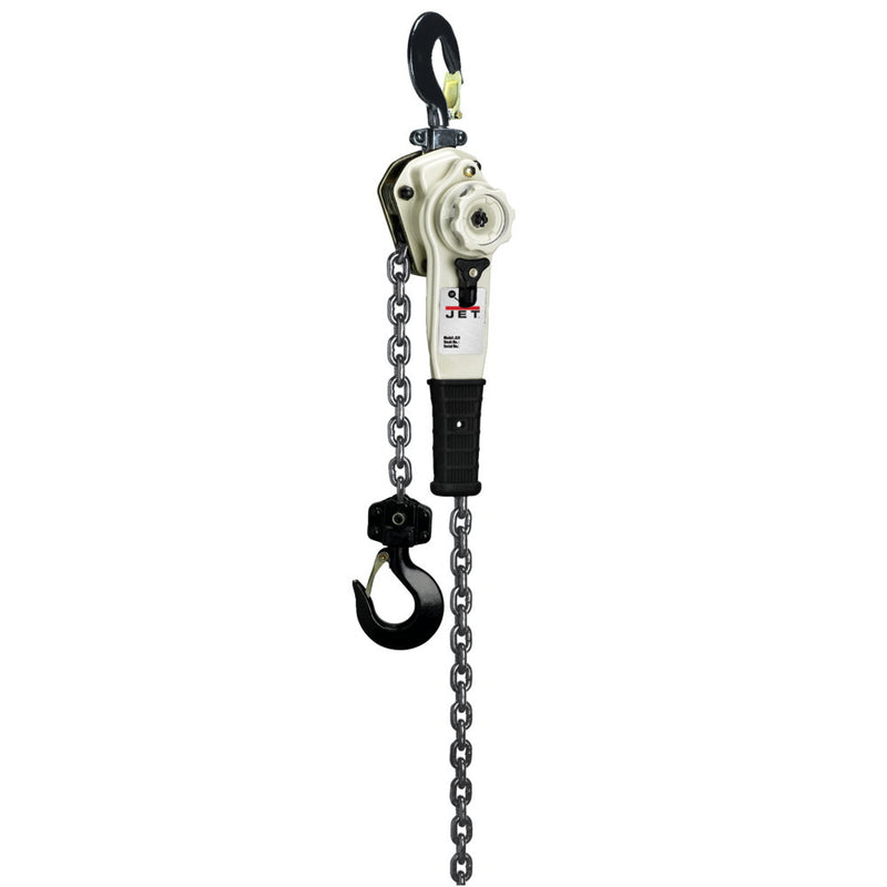 Jet 325020 JLH-250WO-20, 2.5-Ton Lever Hoist With 20' Lift & Overload Protection