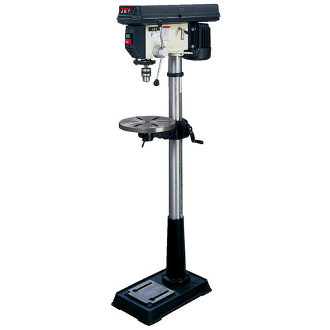 "Jet 354169 JDP-17MF 16-1/2"" Floor Drill Press, 5/8"" Capacity, 3/4HP, 16 Speed"