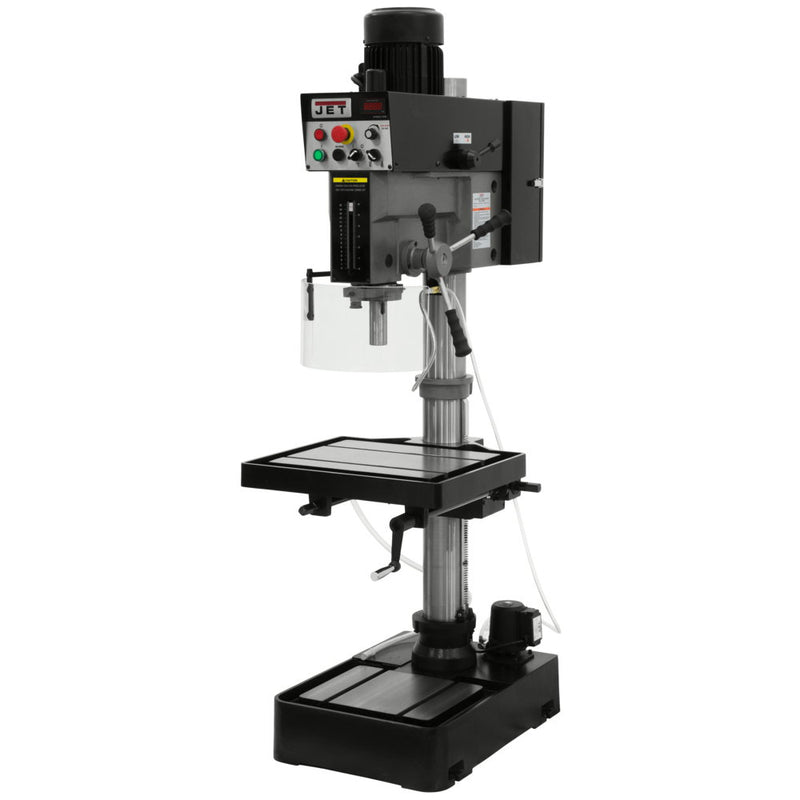 "Jet 354210 JDP-20EVS/230, 20"" Electronic Variable Speed Drill Press 230V 3PH"