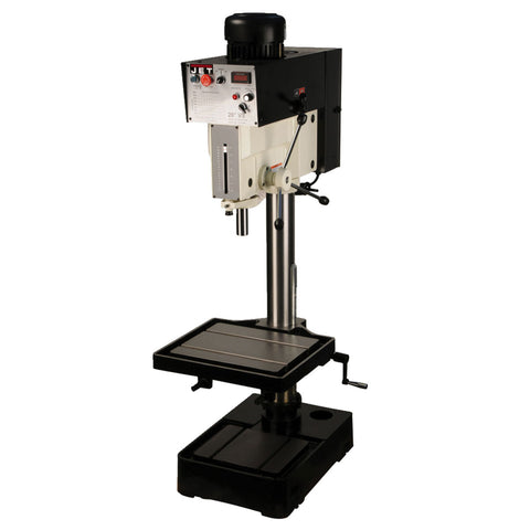 "Jet 354216 J-2234AC,20"" EVS Variable Speed Drill Press 460V 3PH"