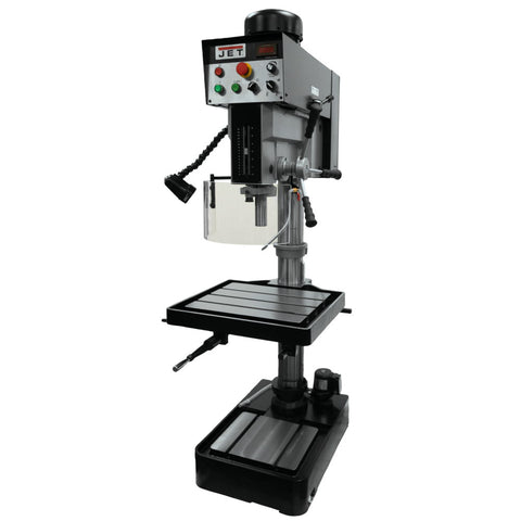 "Jet 354220 JDP-20EVS-110 20"" EVS Drill Press, 120V"