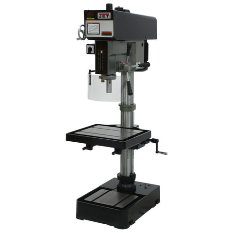 "Jet 354223 J-2223VS,20"" Variable Speed Drill Press 230/460V 3PH"