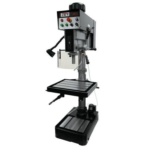 "Jet 354225 JDP-20EVST-230 20"" EVS Tapping Drill Press, 230V"