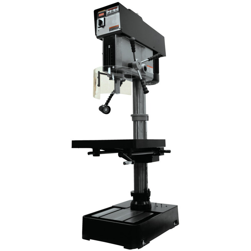 "Jet 354230 JDP-20VS-1 20"" Variable Speed Drill Press, 1 PH"
