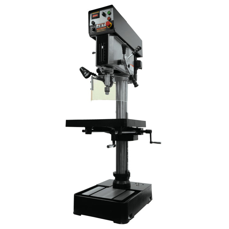 "Jet 354240 JDP20VST 20"" Heavy Duty Variable Speed Tapping Drill Press"