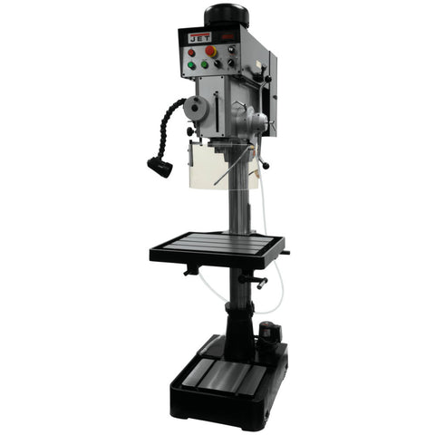 "Jet 354246 JDP20EVST-460-PDF 20"" EVS Drill Press, Powerfeed, 460V"