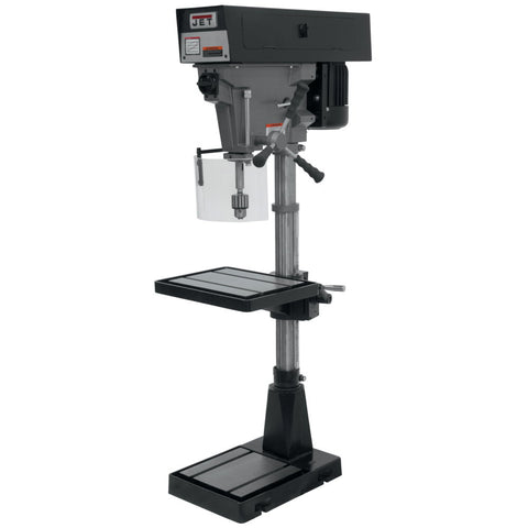 "Jet 354500 J-A3816,15"" 6-Speed Floor Model Drill Press 115/230V 1PH"