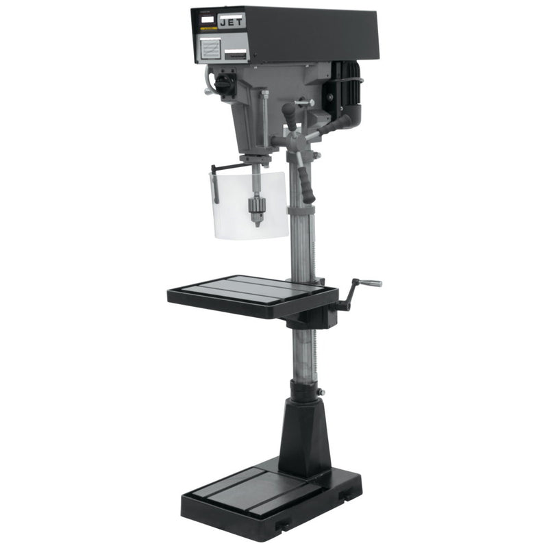 "Jet 354550 J-A5816,15"" Variable Speed Floor Model Drill Press 115/230V 1PH"