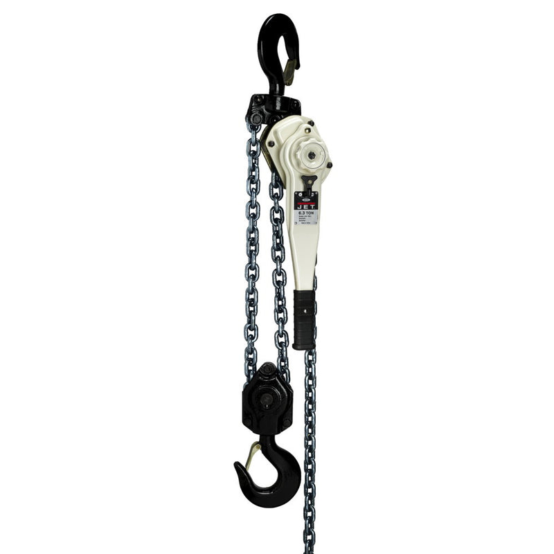 Jet 360015 JLH-630WO-15, 6-Ton Lever Hoist With 15' Lift & Overload Protection