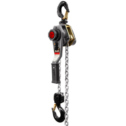 Jet 376303 JLH-150WO-20 JLH Series 1-1/2 Ton Lever Hoist, 20' Lift With Overload Protection