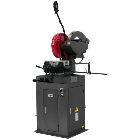 Jet 414207K J-CK350-4K, 350mm Non-Ferrous High Speed Manual Cold Saw