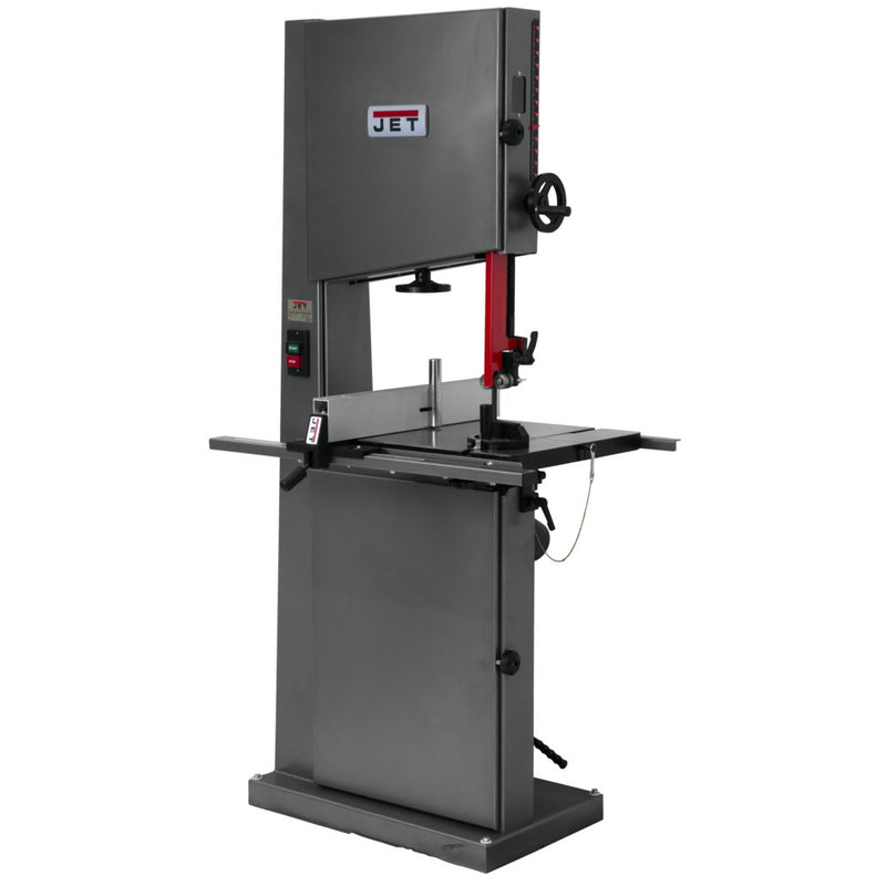 "Jet 414418 VBS-18MW,18"" Metal/Wood Vertical Bandsaw"