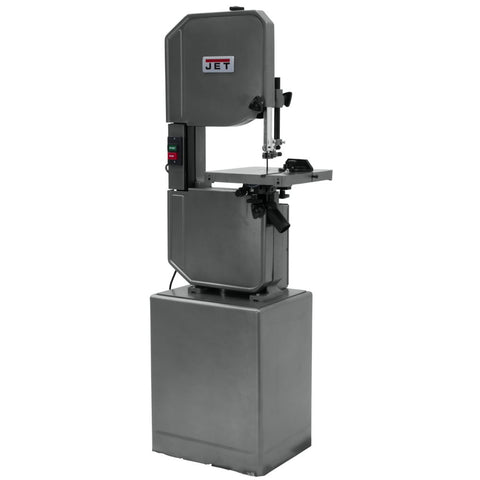 "Jet 414500 J-8201K, 14""  Metal/Wood Vertical Bandsaw"