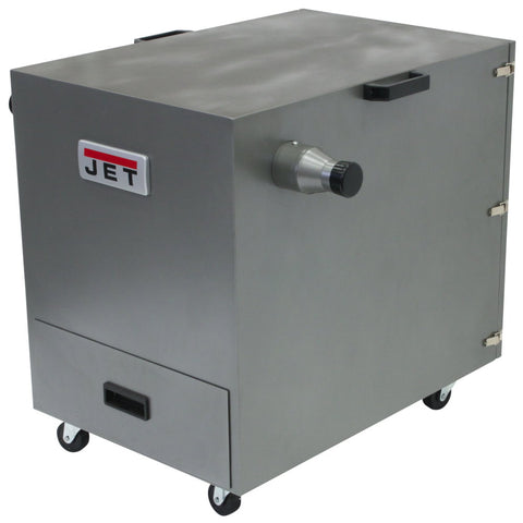 Jet 414700 JDC-501, Cabinet Dust Collector For Metal 115/230V 1Ph