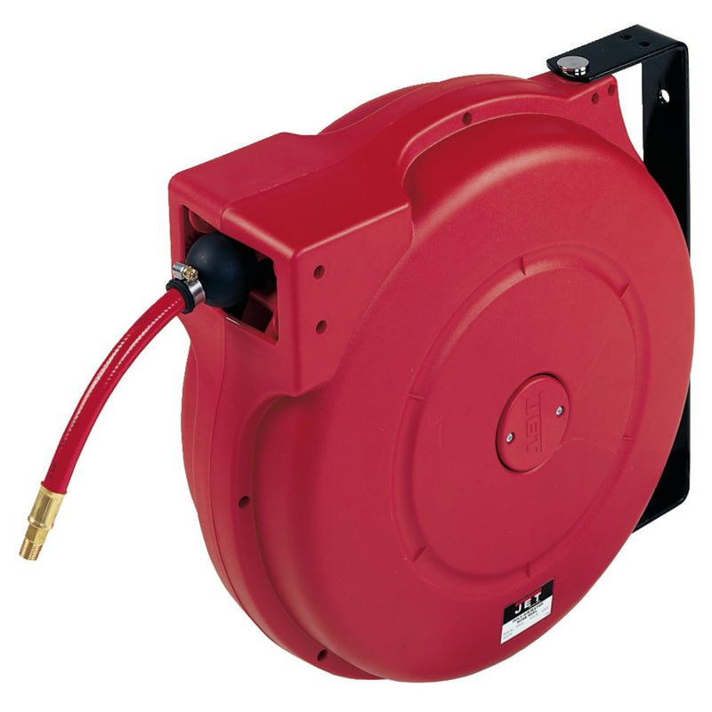 "Jet 426237 PHR-50, 3/8"" x 50 Poly Air or Water Hose Reel"