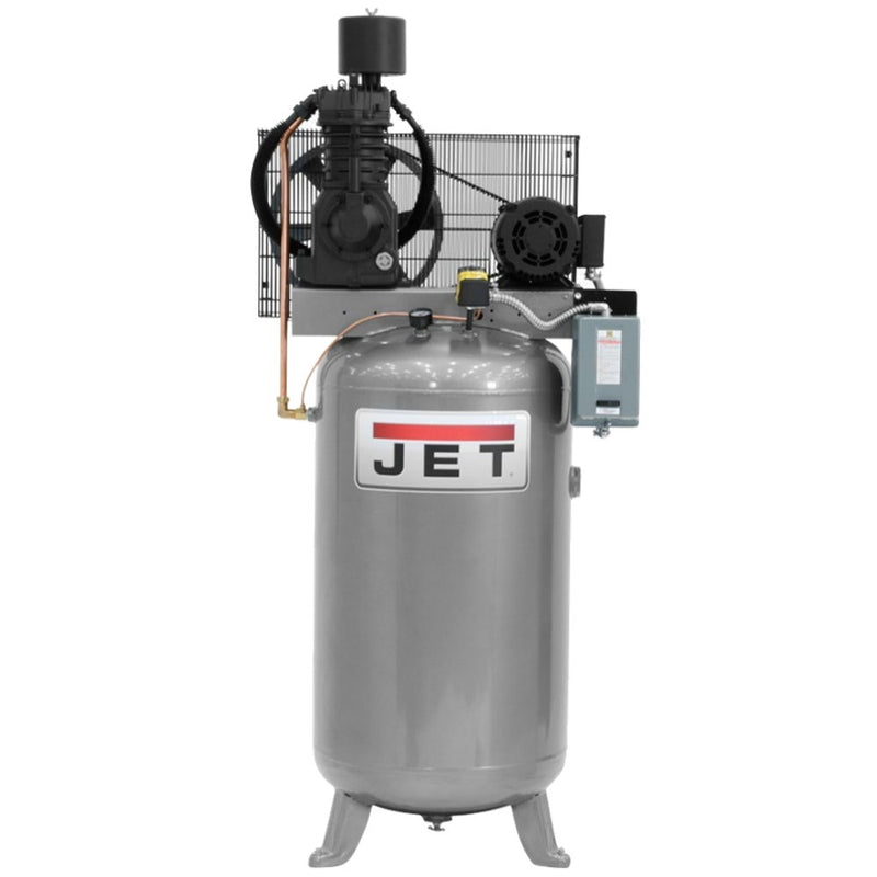 Jet 506804 JCP-804, 80 Gallon Vertical Air Compressor