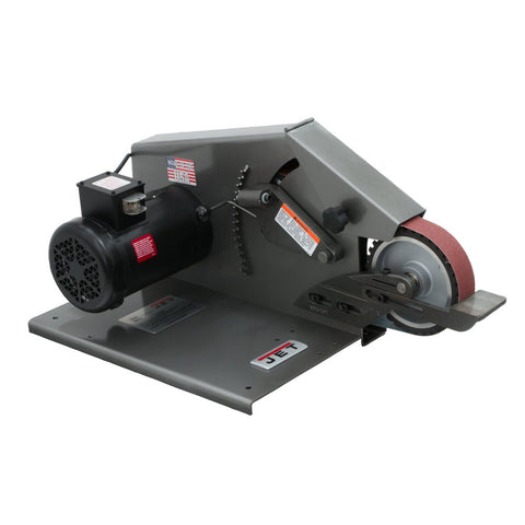 Jet 577000 J-4103 2 x 72 Square Wheel Belt Grinder 115V 1PH