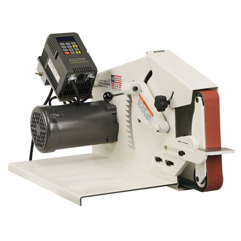Jet 577001 J-4126AC Vari-Speed Square Wheel Grinder