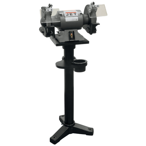 "Jet 577102K JBG-8A, 8"" Shop Bench Grinder and JPS-2A Stand"