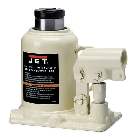 Jet 655555 JBJ-12TL 12 Ton Low Profile Bottle Jack