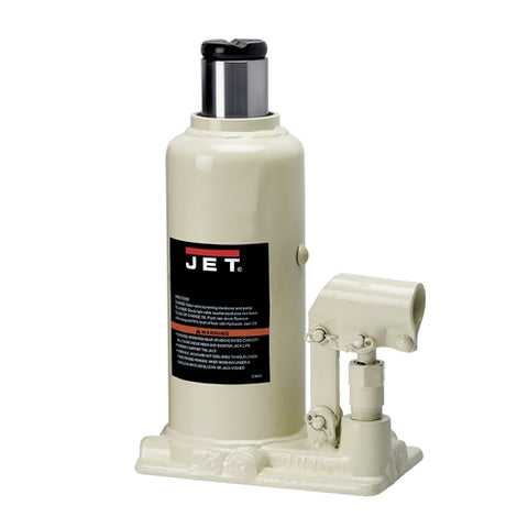 Jet 655558 JBJ-8 8 Ton Hydraulic Bottle Jack