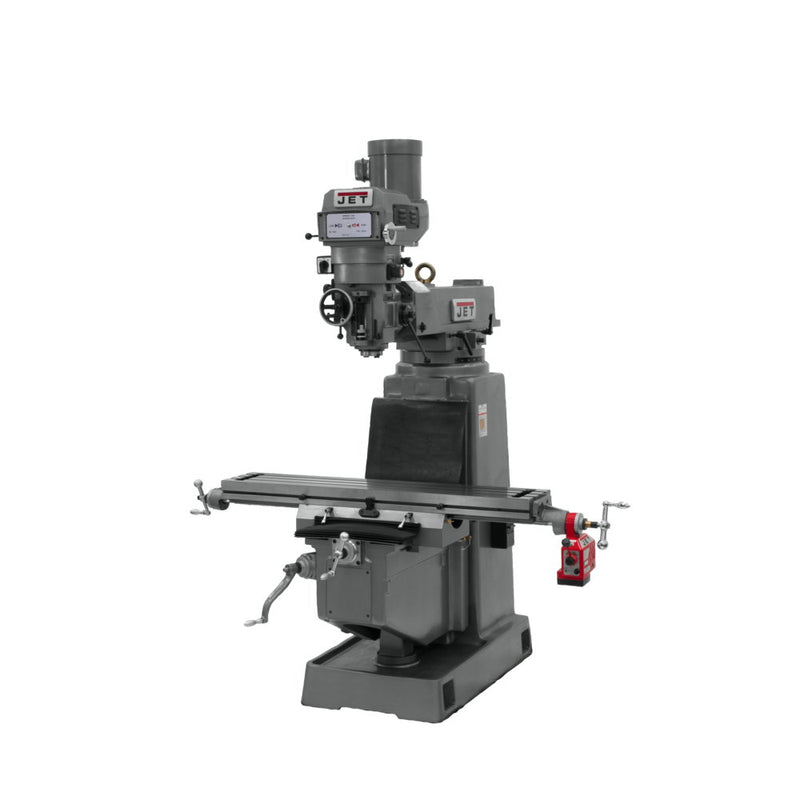 Jet 690215 JTM-1055 Mill With X-Axis Powerfeed