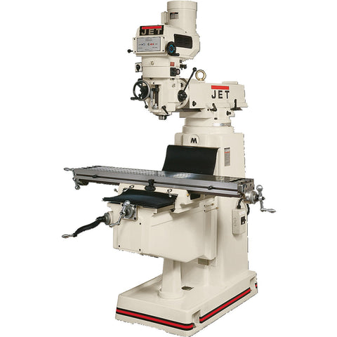 Jet 690269 JTM-1054R Mill With X-Axis Powerfeed