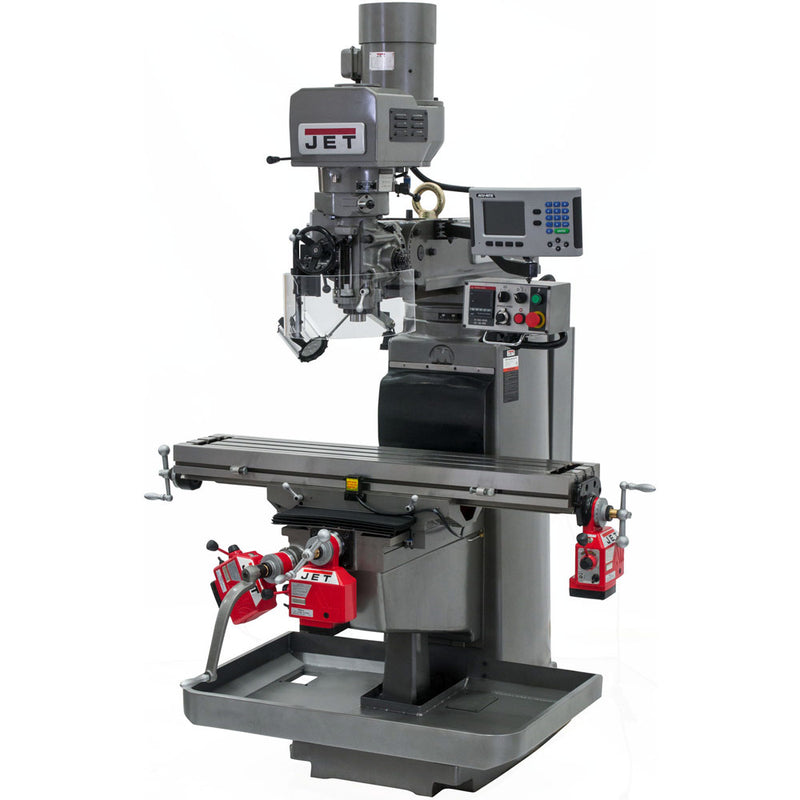 Jet 691600 JTM-1050EVS2/230 Electronic Variable Speed Vertical Milling Machine 230V 3Ph