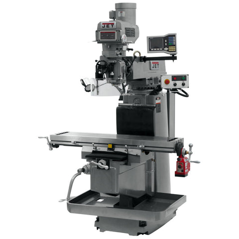 Jet 698037 JTM-1254VS Vertical Mill with VUE 3X-K, X Powerfeed
