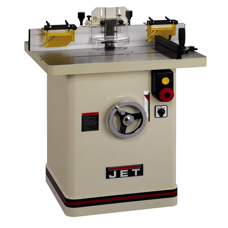 Jet 708326 JWS-35X5-1 Industrial Shaper 5HP, 1Ph