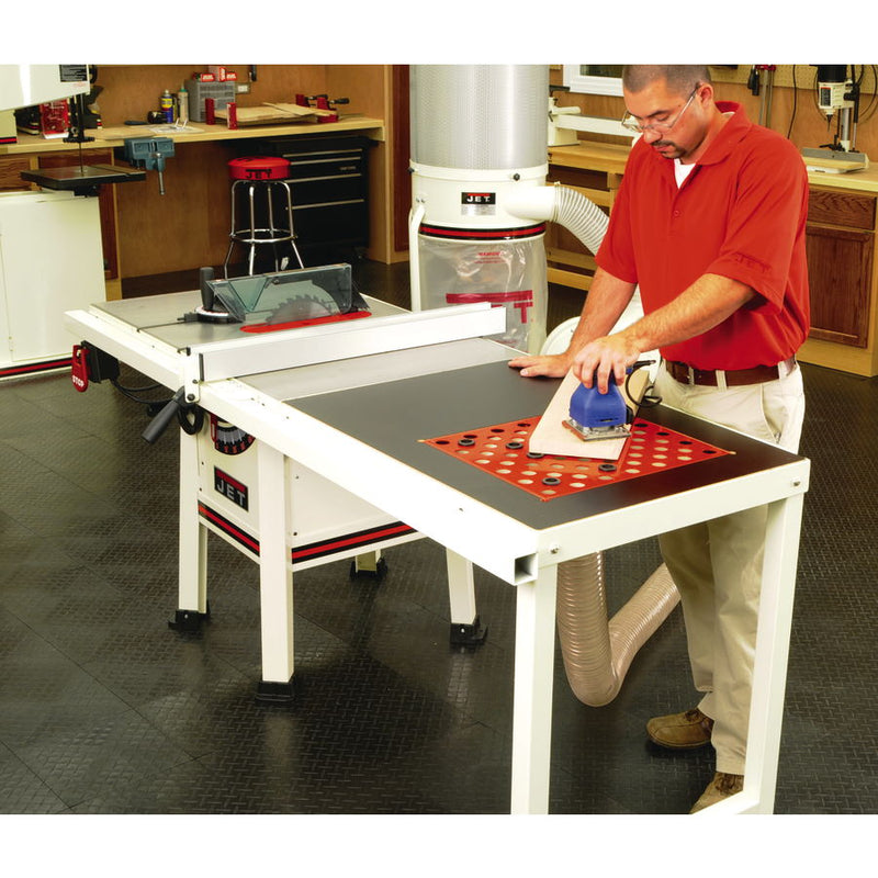 Jet 708400 JET Downdraft Table For Proshop or XactaSaws with Legs