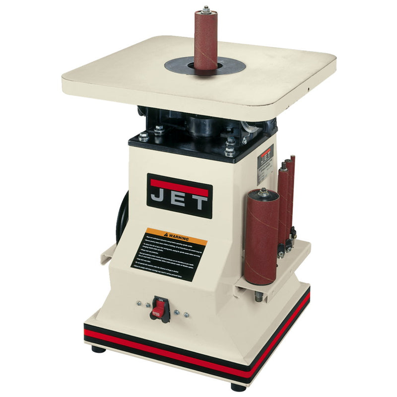 Jet 708404 JBOS-5 Benchtop Oscillating Spindle Sander, 1/2HP, 1PH 115V