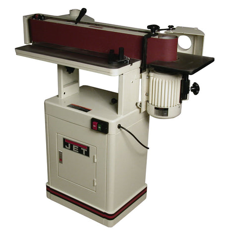 "Jet 708447 OES-80CS Oscillating 6"" x 89"" Belt  Edge Sander"