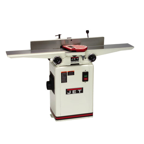 "Jet 708466DXK JJ-6HHDX, 6"" Long Bed Jointer with Helical Head Kit"
