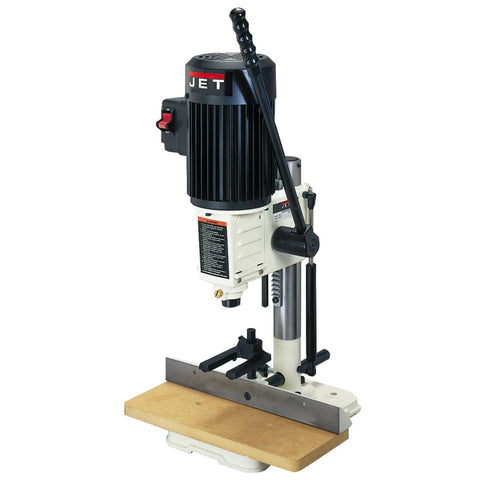 "Jet 708580 JBM-5, 1/2Hp Benchtop Mortise Machine, 1/2"" Capacity, 1725 RPM"