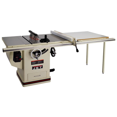 "Jet 708677PK DELUXE XACTA® SAW 5HP, 1Ph, 50"" RIP"