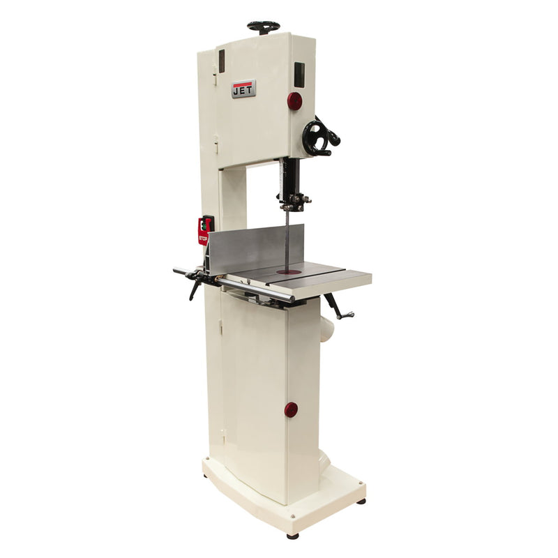 "Jet 714500 JWBS-14SF, 14"" Steel Frame Bandsaw, 1-3/4HP, 1PH"