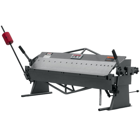 "Jet 754105 BPB-1650, 50"" x 16 Gauge Bench Model Box & Pan Brake"