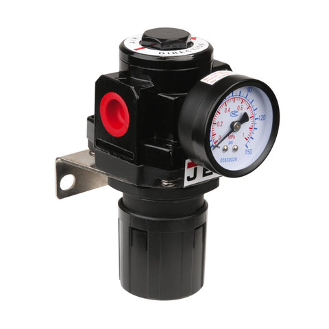 "Jet JAR-38 Air Regulator, 3/8"" NPT Fittings"